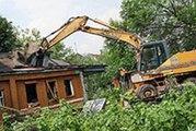 Сносы жилья в Алматы