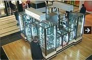 торговое оборудование для бижутерии ресепшены