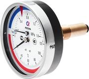 Термоманометр осевой
