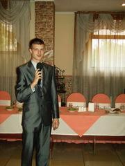 Свадьбы, юбилеи, тамада Владимир