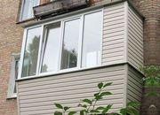 Балконы,  евро балконы. Остекление,  утепление,  отделка любой сложности!