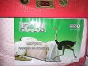 Одеяло двуспальное теплое страус Витас