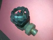 клапан мембранный ПВХ с муфтовым окончанием ду-50