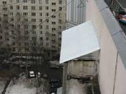 Монтаж+демонтаж балконного козырька в Алматы 328 98 20