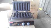 Аппарат для приготовления корн-догов (сосисок в тесте на палочке) шестиштуковый