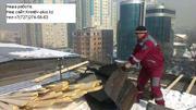 Кровельные работы,  ремонт крыши в Алматы