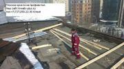 Замена и монтаж крыши в Алматы качественно,  профессионально