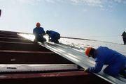 Работы по ремонту крыш в Алматы,  капитальный ремонт кровли в Алматы