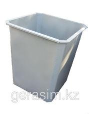 Мусорные контейнеры 750 л (без крышек и без колес)