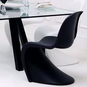 Пластиковый стул Panton (Пантон) черный