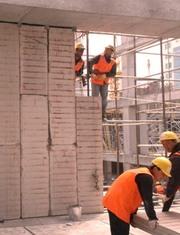 Производство и продажа стенового материала UTC-Легкая стена.