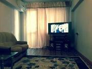 2-комнатная квартира посуточно,  мкр Тастак-3,  Розыбакиева 45 — Толе би