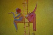 картина и роспись, рельеф