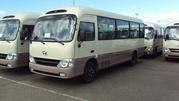Новый автобус Hyundai County