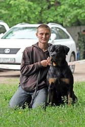 Выгул собак,  дрессировка в г. Алматы