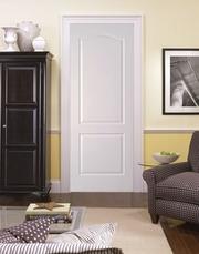Межкомнатные двери из шпонированного масива