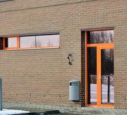 Оранжевое тонирование стекла