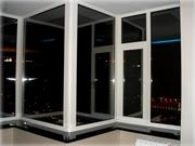 Дизайн стекла окна пленкой