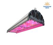 Светодиодные  светильники для теплиц,  для  выращивания огурцов
