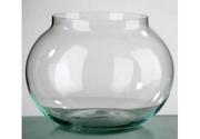 Круглый аквариум,  объемом 17 литров