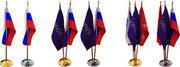Флаги, флажки , изготовление Алматы