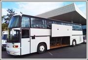 Комфортабельные автобусы 50-75 мест для Алматы.