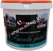 Водоэмульсионная матовая краска Facade Paint