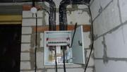 Электромонтаж квартир в Алматы,  услуги электрика,  вызов на дом.