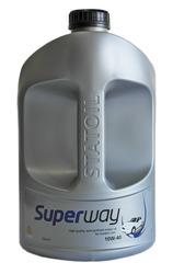 Полусинтетическое моторное масло Statoil Super Way 10W 40