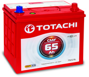Аккумулятор TOTACHI 65AH(Ач)