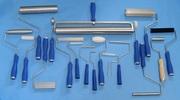 Валики для производства стеклопластика