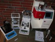 Лабораторные комплекты для исследования свойств полимеров