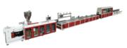 Экструзионная линия для производства дверных панелей из ДПК (WPC)