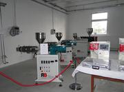 Лабораторная линия для экструзии композитов / гранулята.
