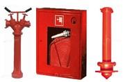 Пожарный гидрант Н 1500 мм Сталь