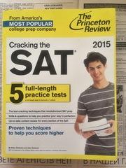 Книги для подготовки к SAT,  TOEFL в Алматы