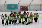 Фигурное катание на коньках для детей.