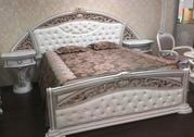Спальный гарнтур Мадрид люкс. Мебель со склада