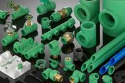 Распродажа пластиковых труб и фитингов