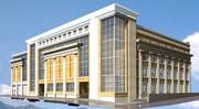 Архитектурное и инженерное  проектирование офисных зданий