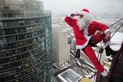 Поздравления Деда Мороза в Алматы