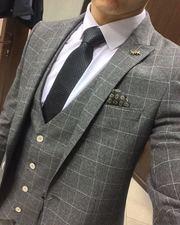 Прокат мужских костюмов и смокингов в Алматы