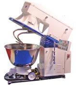 Тестомес  Г4-МТМ-330-01 с дежой из нерж. стали (330 литров)