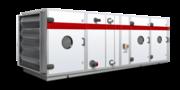 Плоские приточно-вытяжные установки Frivent FLG  010