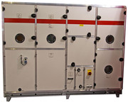 Frivent KLG 025 - модульные центральные установки для общеобменной вен