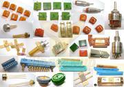Куплю радиодетали разные,  платы ,  микросхемы,  транзисторы,  разьемы,  конденсато