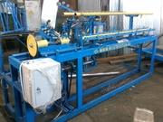 Оборудование для изготовления сетки рабицы