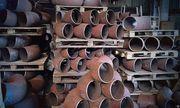 Отводы - стальные бесшовные приварные от ду426