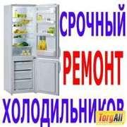 Ремонт холодильников в Алматы и пригороде