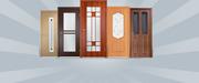 Продажа межкомнатных дверей от 6600 тенге